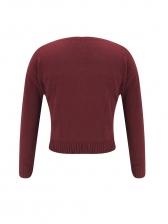 Strapless Cami Knitted Skirt Short Coat 3 Piece Set