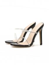 Two Rhinestone Straps Best Slippers For Women