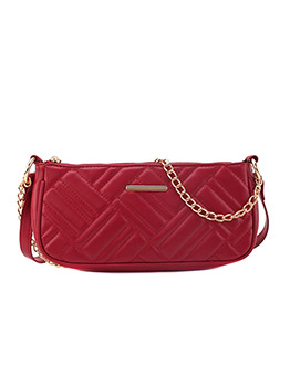 Rectangle Threads Chain Shoulder Bags For Women