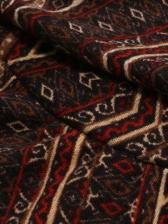 TribalPrint High Collar Men t Shirt Design