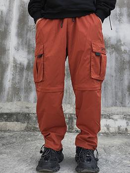 Loose Street Wear Men Cargo Pants