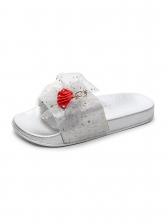 Bow Decor Star Best Slippers For Women