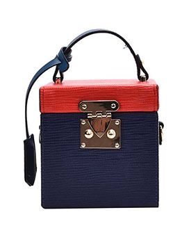 Square Shape Mini Shoulder Bag
