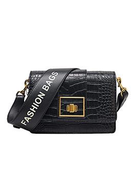 Fashion Embossed Crossbody Shoulder Bag