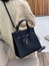 Fashion Frosted Crossbody Handbags Set