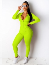 Solid Hooded Two Piece Sets