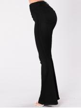 All Black High Waist Jeans
