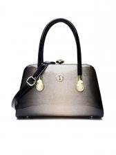 Glossy Rhinestone Decorated Ladies Large Handbags
