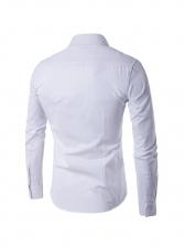 Casual Graphic Print Button Down Shirt