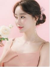 Elegant Easy Matching Pearl Long Earrings