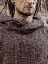 Casual Loose Brown Hoodies For Men