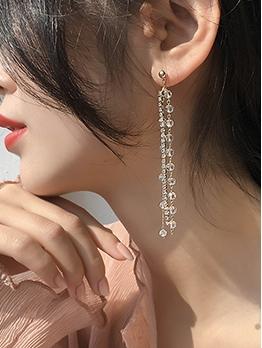 Elegant Tassel Earrings For Women