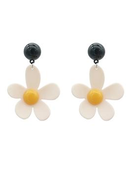 Cute Flower Earrings For Women
