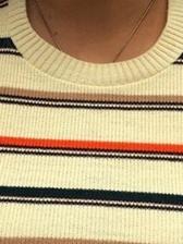 Knit Striped Tank Tops For Women