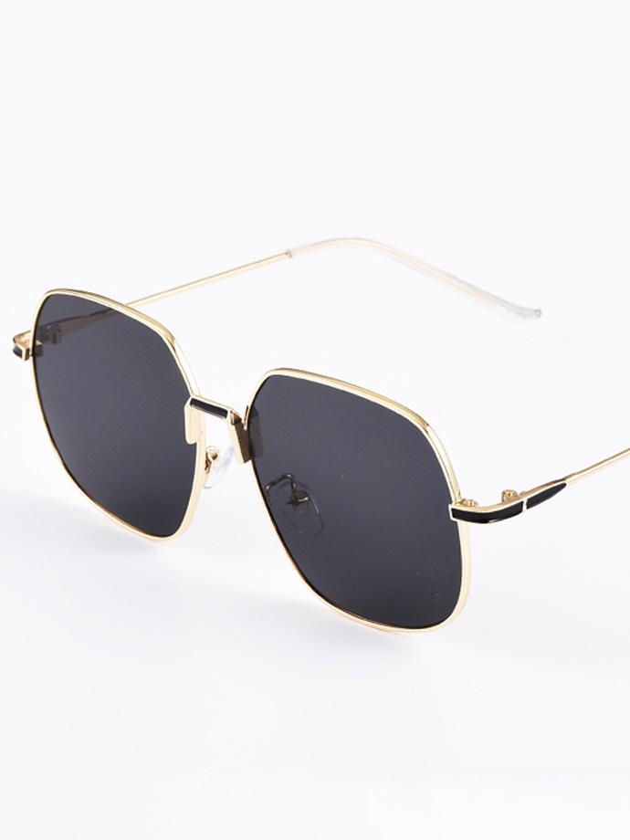 Fashion Large Frame Sunglasses For Women