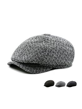 Winter Warm Cotton Beret Hat For Men