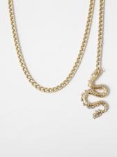 Dragon Decor Long Chain Belt For Women