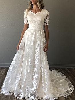 Fashion Floor Length Affordable Evening Dresses