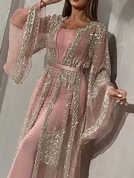 Sparkly Embellished Evening Dresses For Women