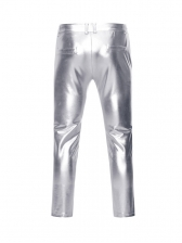 Stylish Pure Color Mens Pants