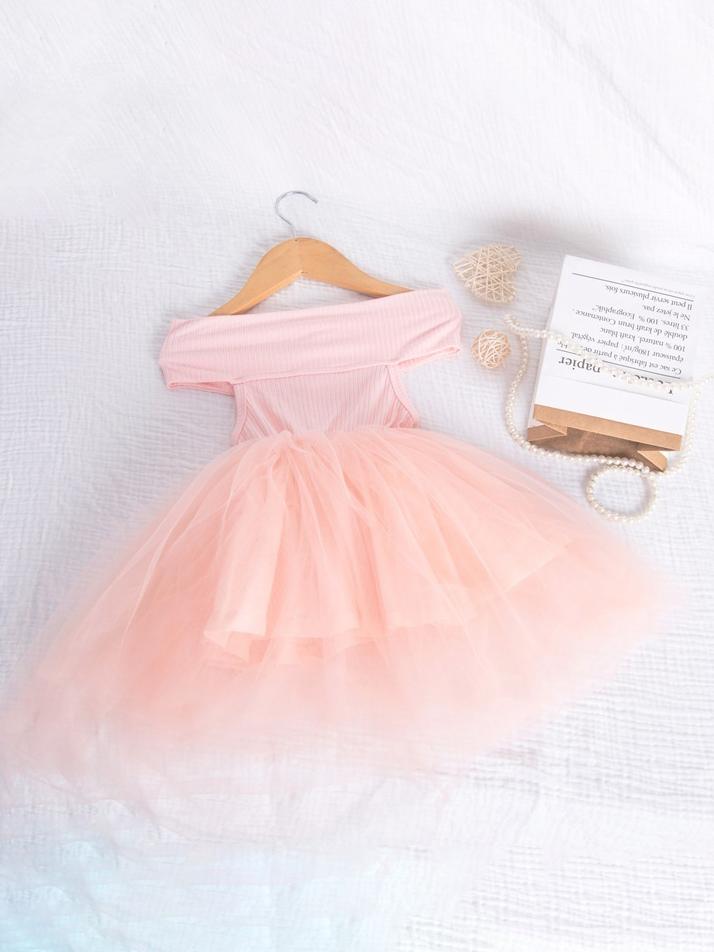 Boat Neck Ball Gown Flower Girl Dresses