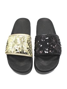 Sequined Anti Slip Glitter Slippers