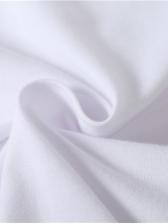 Figure Printed Short Sleeve T Shirt