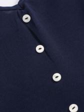 Side Pocket Solid Tie-Wrap Wide Leg Jumpsuit