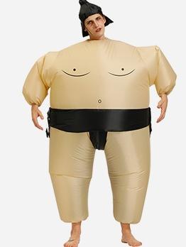 Kid And Adult Sumo Wrestler Costume