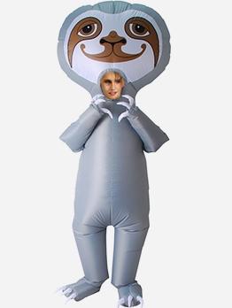 Bradypod Cartoon Inflatable Fat Suit