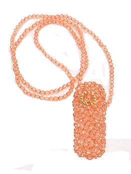 Chic Hand-Woven Bead Cute Mini Crossbody Bags