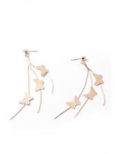 Charming Butterfly Tassel Earrings For Women