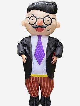 Adult Office Boss Blow Up Suit