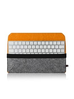 Felt Pu Leather Dust-Proof Apple Magic Keyboard Storage Bag