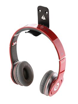 Universal Headphone Hanger Wall Mounted Headset Holder Hook