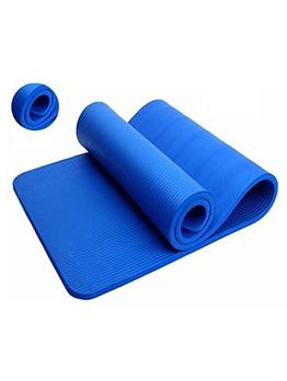 Simple Pure Color 183*61*1.5 Non Slip Fitness Yoga Mat