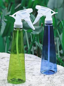 Transparent Household Pressure Spray Bottle