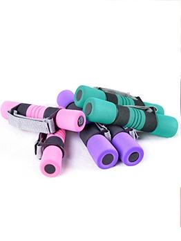 Random Color Foam Handle Arm Practice Dumbbells For Sale
