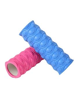 Cloud Patterns Solid Hollow Cylinder Massage Foam Roller