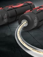 Foam Handle Adjustable Length Exercise Steel Wire Jump Rope