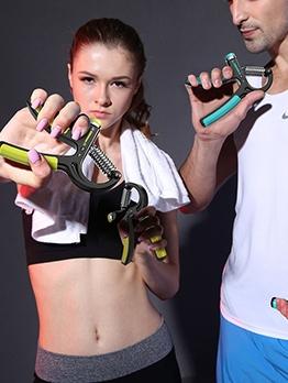 Free Regulating Finger Strength Training Unisex Hand Grip