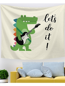 Thicken Animal Pattern Decorative Backdrop Tapestry