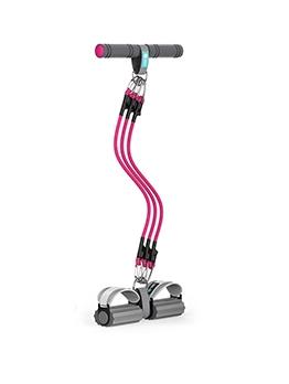Big Stretch Adjustable Webbing Non-Slip Handle Pedal Puller