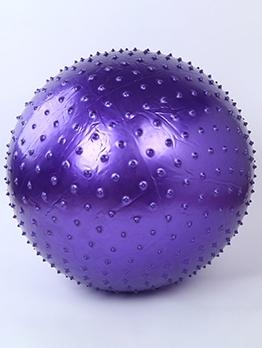 Balance Exercise Particles Massage Diameter 55CM Yoga Ball