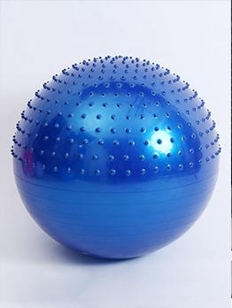 Diameter 65CM Anti-Explosion Pressure-Proof Solid Yoga Balls