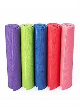 173*61CM Pure Color Non-Slip Environmental PVC Sports Mat
