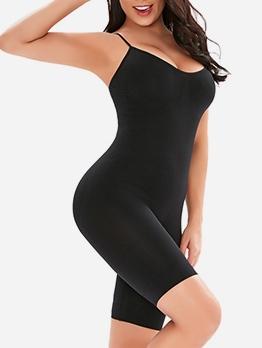 Scoop Neck Butt Lifter Seamless Shapewear For Women