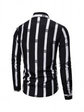 Striped Long Sleeve Shirts