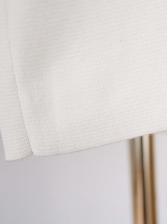 Ins Hot Sale Single-Breasted Short Sleeve Shirt Dress