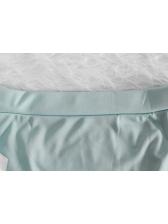 Summer Letter Short Sleeve Crop Top And Skirt Set